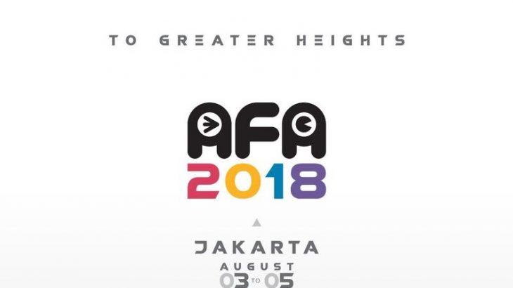 Anime Festival Asia Akan Berlangsung di Jakarta