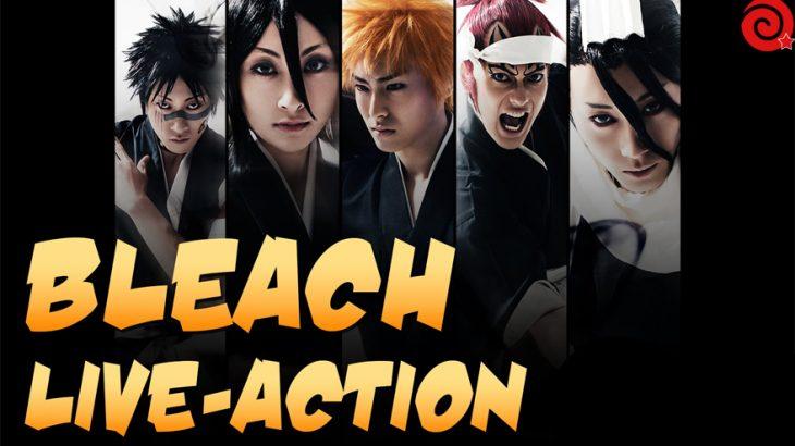 Live Action Bleach Puaskan Para Penggemar