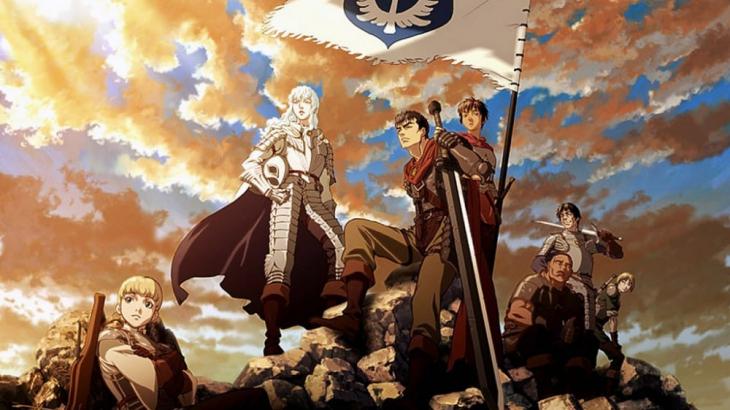 Beberapa anime yang cocok untuk orang dewasa